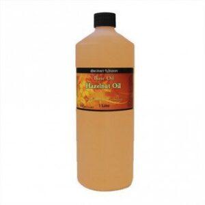 Hazelnut Oil 1 Litre Base Oils - 1 Litre