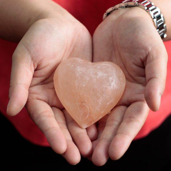 Heart Deodorant Stone Bathtime