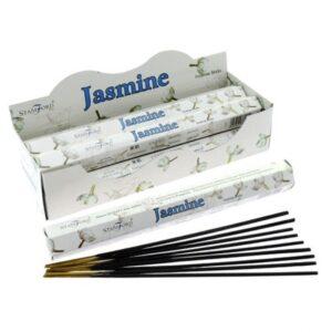 Jasmine Premium Incense Stamford Premium Hex