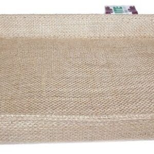 Jute Basket 23x18x3cm Jute Not Plastic - Display/Gift Baskets