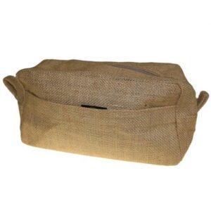 Jute Toiletry Bag Natural Jute Toilet / Gift Bags