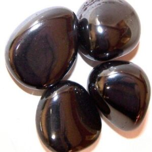 L Tumble Stones Hematite Large Tumble Stones