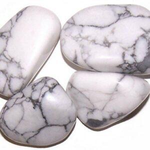 L Tumble Stones How lite White Large Tumble Stones