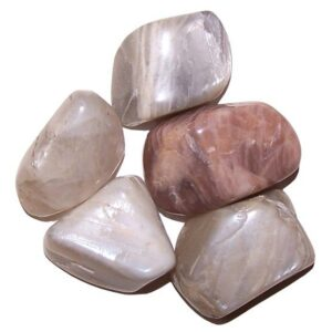 L Tumble Stones Moonstone Large Tumble Stones