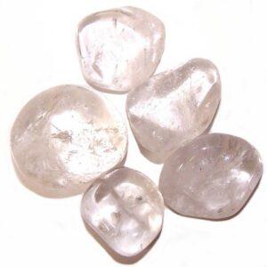 L Tumble Stones Rock Crystal Large Tumble Stones