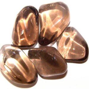 L Tumble Stones Smoky Quartz Large Tumble Stones