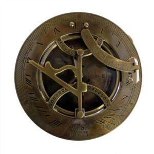 Large West London Sundial Curious Compasses