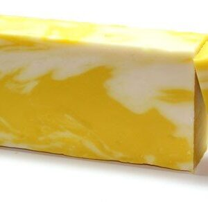 Lemon Olive Oil Soap Loaf Artisan Olive Oil Soaps 1.25kg and Slices