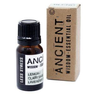 Less Stress Essential Oil Blend Boxed 10ml Premium Essential Oil Blends