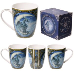 Lisa Parker Dragon Design New Bone China Mug Mugs as Gifts