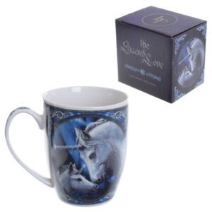 Lisa Parker The Sacred Love Unicorn New Bone China mug Mugs as Gifts
