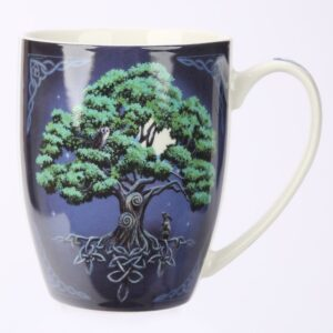 Lisa Parker Tree of Life New Bone China Mug Mugs as Gifts