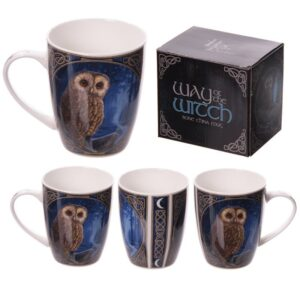 Lisa Parker Way of the Witch New Bone China Mug Mugs as Gifts