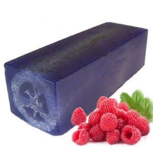 Loofah Soap Loaf A Right Raspberry Rub Loofah Soap Loaves and Slices