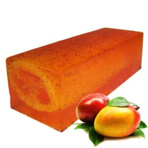 Loofah Soap Loaf Mighty Mango Massage Loofah Soap Loaves and Slices