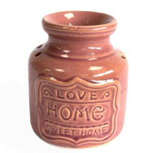 Lrg Home Oil Burner Lavender Love Home Sweet Home Home Oil Burners