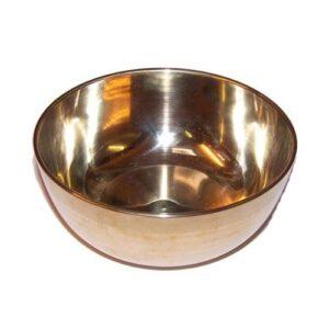 Medium Brass Sing Bowl 12cm Tibetan Singing Bowls
