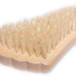Mini Foot Shaped Brush Brush Scrub & Scrape