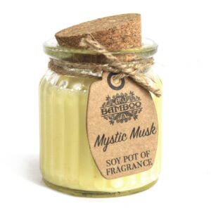 Mystic Musk Soy Pot of Fragrance Candles Soy Pot of Fragrance Candle