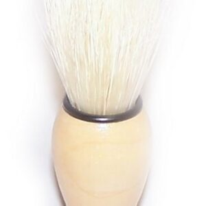 Old Fashioned Shaving Brush Brush Scrub & Scrape
