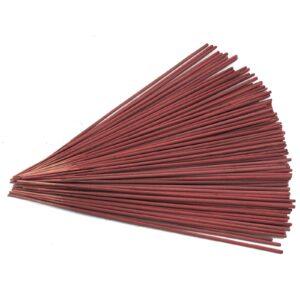 """Pack of 100 Premium Bulk Incense Rose 12.5"""" Premium Bulk Incense"""