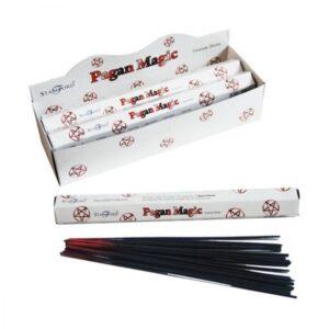 Pagan Magic Premium Incense Stamford Premium Hex