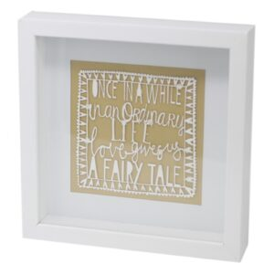 Paper Cut out White Picture Frame Fairy Tale Paper Cutout Picture Frames