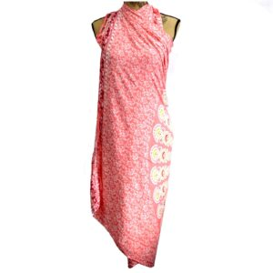 Pink Rose Mandala Sarongs Mandala Sarongs
