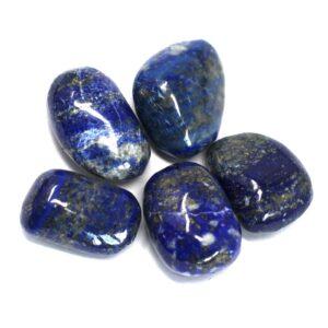 Premium Tumble Stones Lapis Premium Tumble Stones