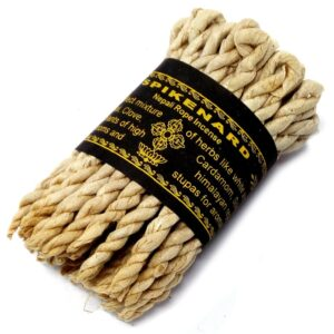 Pure Herbs Spikenard Rope Incense Pure Herbs Incense Ropes