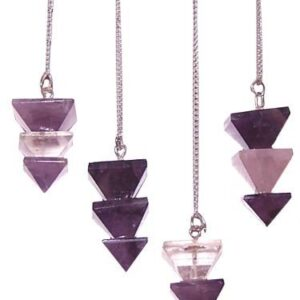 Pyramid Pendulum  asst Special Magic Pendulums