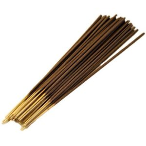 Raw Incense Sticks  approx. 500  Brown 2 Raw (unfragranced) Incense