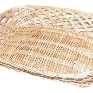 Rectangular Basket 30x23x7cm Baskets