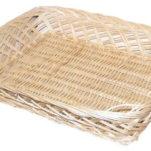 Rectangular Basket 35x30x7cm Baskets