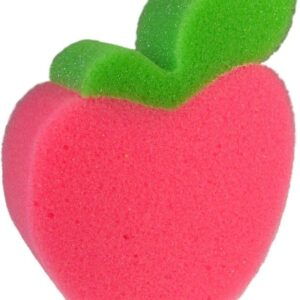 Red Apple Sponge Fun Fruit Shape Sponges