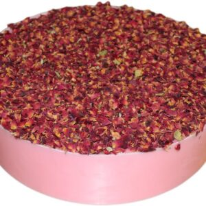 Rose and Rose Petals 10kg Soap Soap Loaves