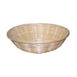 Round Basket 23x5cm Baskets