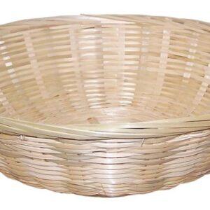 Round Basket 30x7cm Baskets