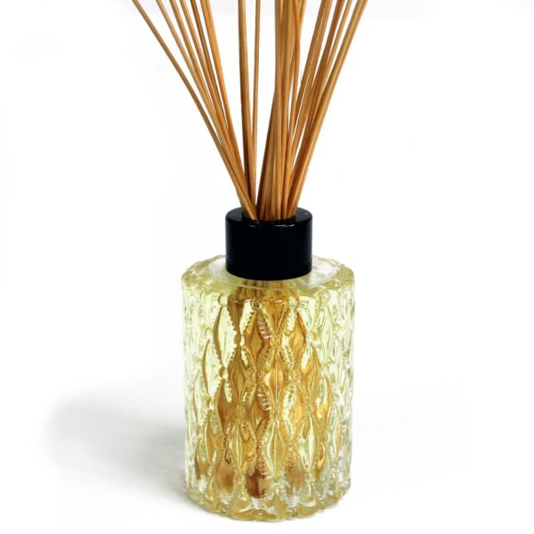 Round Fancy Bottle and Diffuser Lid 150ml Diffusers