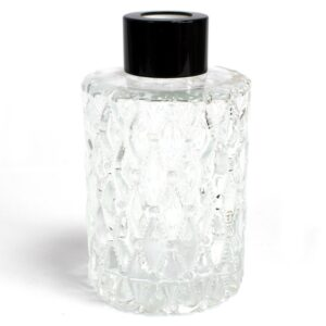 Round Fancy Bottle and Diffuser Lid 150ml Diffuser Bottles