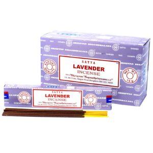 Satya Incense 15gmLavender Satya Incense Sticks