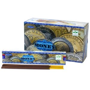 Satya  Incense 15gm Money Satya Incense Sticks