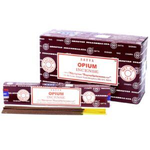 Satya Incense 15gmOpium Satya Incense Sticks