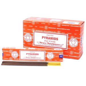 Satya Incense 15gmPyramid Satya Incense Sticks