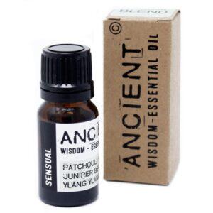 Sensual Essential Oil Blend Boxed 10ml Premium Essential Oil Blends