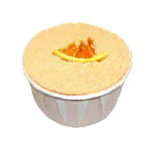 Shea Butter Souffle Orangeade Bath Bomb Souffles - 130g