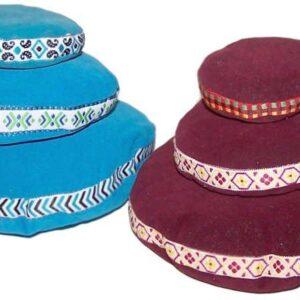 Singing Bowl Velvet Cushion 7cm Tibetan Singing Bowls