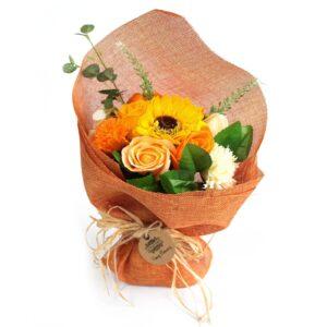 Standing Soap Flower Bouquets