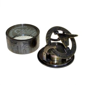 Stanley London Boxed Compass Curious Compasses