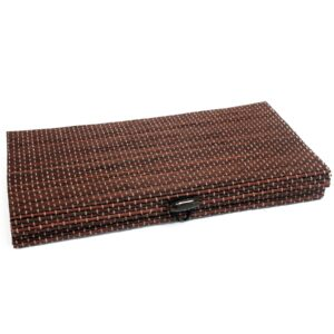 Tray Box 24.5cm Chocolate Luxury Bamboo Gift Boxes